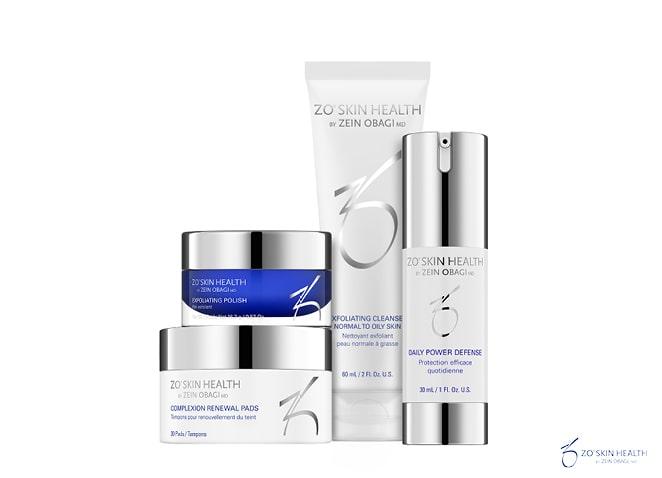 Dermamelius Kit Daily Skincare Program Zo Skin Health 662x4785