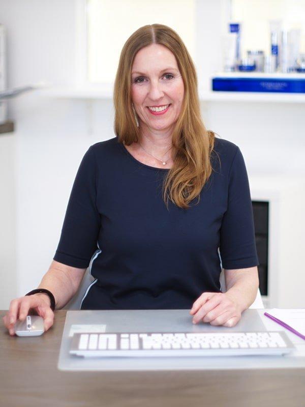 Monique Kamieth - Empfang und Administration
