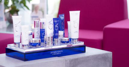 Perfekt für die tägliche Hautpflege und eine makellose schöne und gesunde Haut – die ZO® Skin Health Wirkstoffpflege.